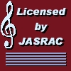 Licensed by JASRAC(JASRAC許諾第9015817001Y30005号)