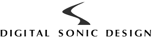 DIGITAL SONIC DESIGN Inc. Logo